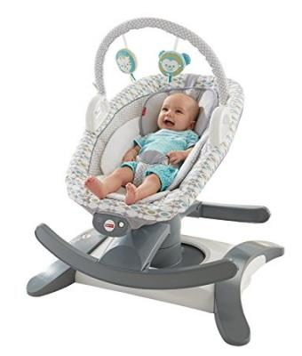 Best Baby Gliders - October 2020 Review - Reviewzky